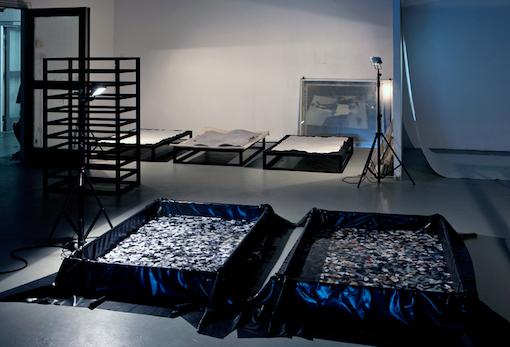 Installation view Rijksakademie Open Studios 2016