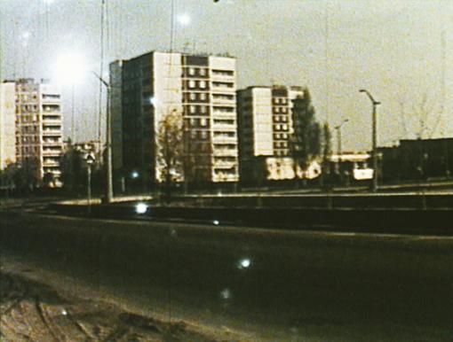 Rossella Biscotti, The Sun Shines in Kiev, 2006