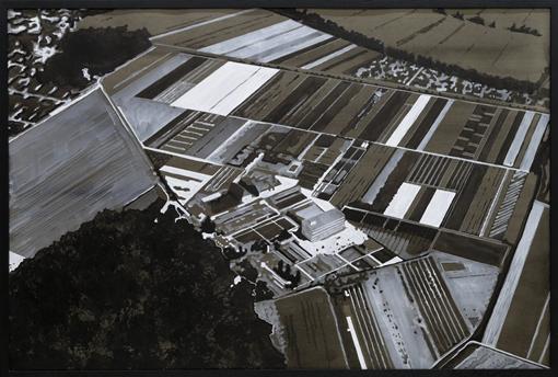 James Beckett, Limburgerhof The Agricultural Extract-Arrangements