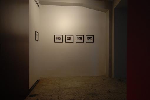 Rossella Biscotti , The Undercover Man, installationview