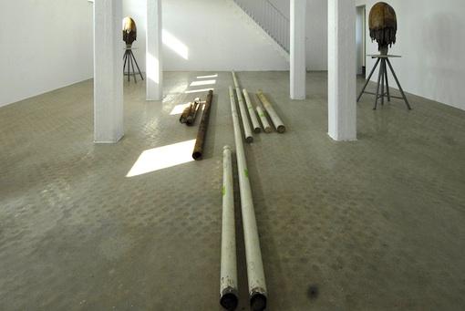 Giorgio Andreotta Calò, Carotaggio (Core Sample), 2014
