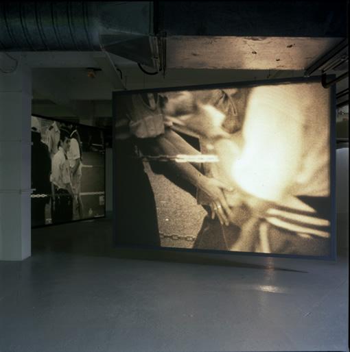 Wendelien van Oldenborgh, It's full of holes, It's full of Holes, 1999