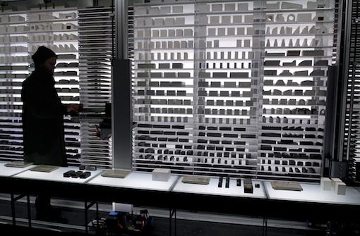 Negative Space: A Scenario Generator for Clandestine Building in Africa at the 56th Venice Biennial 2015