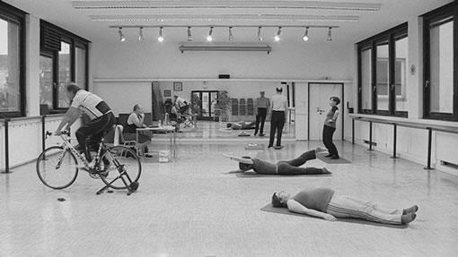 Josef Dabernig excursus on fitness