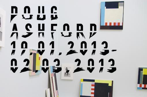 Doug Ashford, Abstraction as Empathy, 19 January-3 March 2013