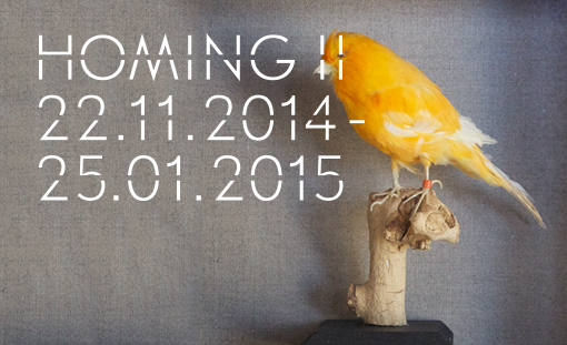 Homing II, 22 November 2014 - 25 January 2015