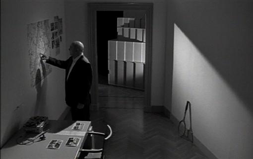 The Undercover Man, filmstill(Pistone), 2008Rossella Biscotti, The Undercover Man, 2008