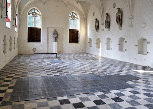 Rossella Biscotti, The Prison of Santo Stefano, 2011